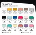 Cernit GLAMOUR - třpytivé barvy 56g