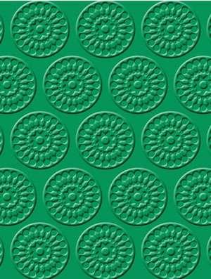 Embosovací šablona - kapsa A2 Jo´s Circle ostatní