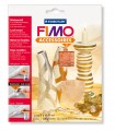 Zvětšit fotografii - Kovové pláty FIMO - měděná 7 ks