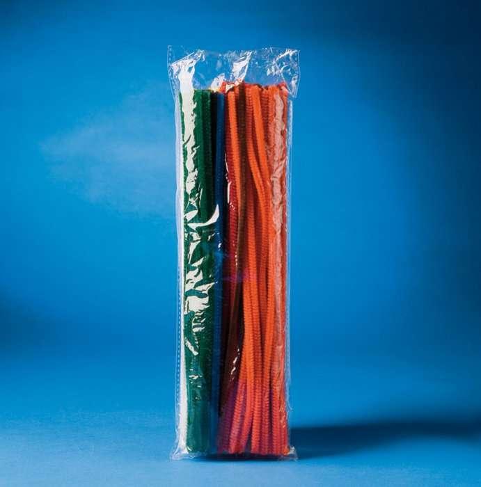 Chlupaté dráty 30 cm základní barvy 100 ks ostatní