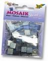 Mozaika třpytivá 10x10mm - 190dílků Folia