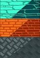 Strukturovací podložka - ZDIVO