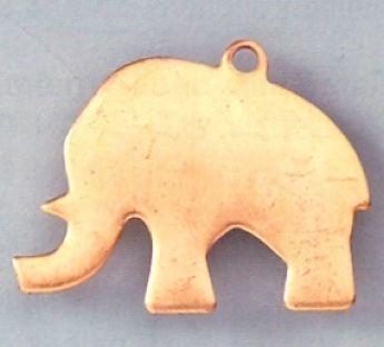 Výsek na smaltování slon Efco