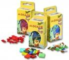 Zvětšit fotografii - Mozaikové kamínky 10x10mm jednotlivé barvy 300 ks