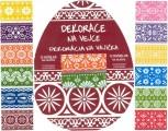 Zvětšit fotografii - Folie na vajíčka - košilky velikonoční 12 ks barevné