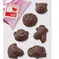 Forma na odlévání čokolády - Safari