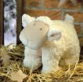 Zvířátka sešívací s rodným listem- ovečka