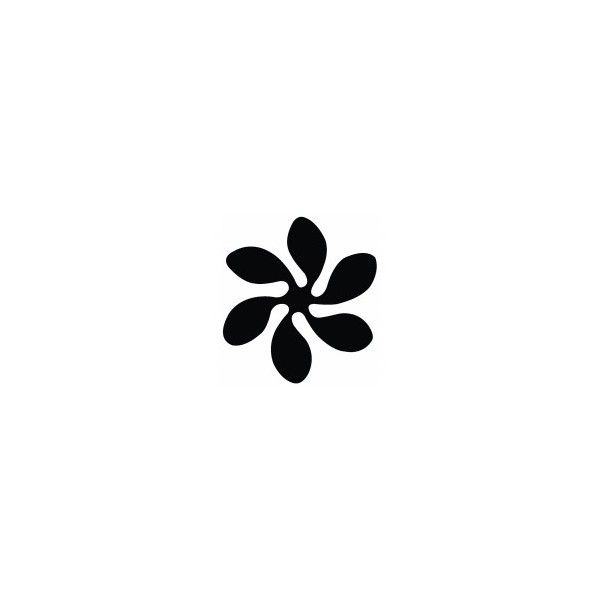 Razidlo (děrovačka, raznice) květ 1,5cm HEYDA