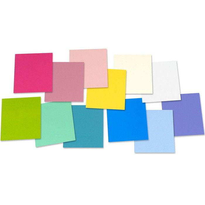 Voskové pláty na dekoraci svíček mix barev trendy (12ks) Knorr Prandell