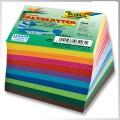 Papíry na skládání Origami - 500 listů 8x8 cm
