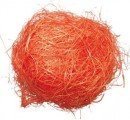 Zvětšit fotografii - Dekorační sisal oranžový
