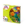 FIMO KIDS - sada Dinosauři