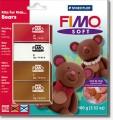 Zvětšit fotografii - FIMO soft - sada Medvídci
