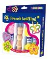 Francouzské pletení v krabici