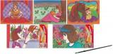 Kouzelné magické malování - blistr PRINCEZNY mix motivů