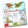 Zvětšit fotografii - Papíry na skládání Origami - motiv Vánoce 50 listů 15x15 cm