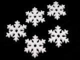 Polystyrenové vločky 10 cm  - balení 5ks