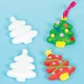 Polystyrenový vánoční stromek 80mm