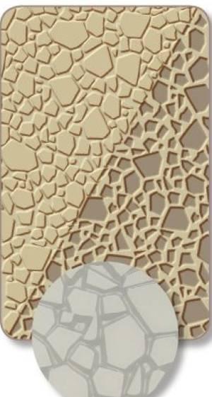 Strukturovací podložka - textura MOZAIKA ostatní