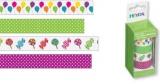 Zvětšit fotografii - Deco Tape - sada Balónky 4ks 15mmx5m