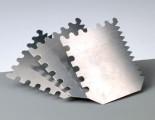 Zvětšit fotografii - Kovové stěrky set-2 ks 60x70 mm