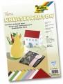 Kreativní karton 230g motiv terra 10 archů 23 x 33 cm v 10ti barvách