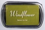 Razítkovací polštářek limetkově zelený