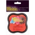 Zvětšit fotografii - Razítkovací polštářek pigmentový neonový - růžový
