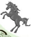 Raznice - kůň embosovací 32mm