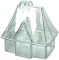 Plastový domeček- otevírací