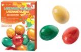 Sada k dekorování vajíček - lakovaná vajíčka