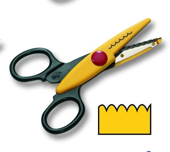 Konturovací nůžky Folia
