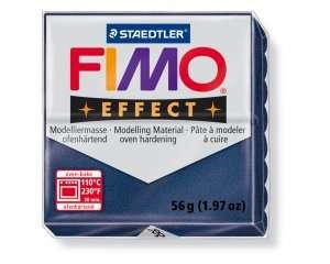 Polymerová hmota fimo 57 g effect - metalická safírově modrá 38 Staedtler