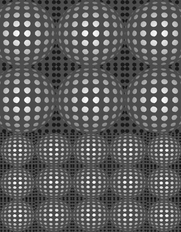 Textura - strukturovací podložka 3D KOULE DTM