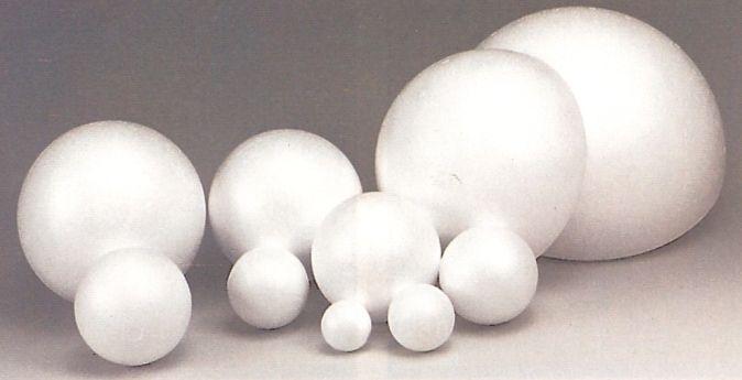 Polystyrenová koule 4 cm SMTCreatoys