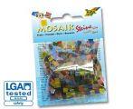 Mozaika Frost efekt 5x5mm mix barev - 700 dílků