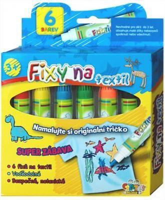 Fixy na textil SMT 6ks