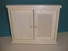 Skříňka velká 37x30x6cm dřevěná ostatní