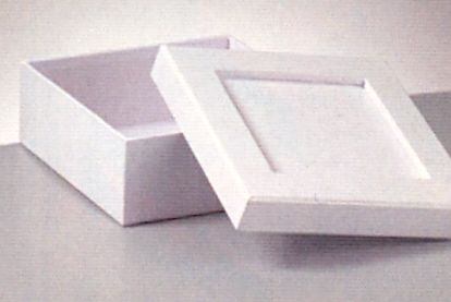 Krabička čtverec Efco