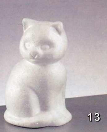 Kočka - polystyren Efco