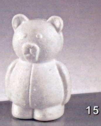 Medvídek polystyren Efco