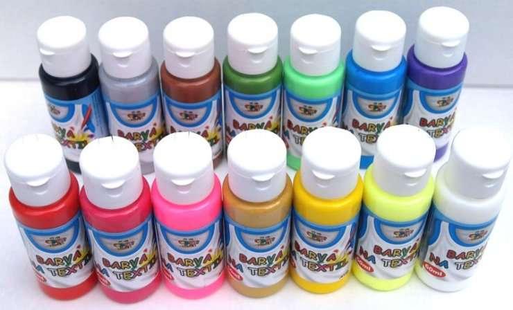 Barva na textil 60ml SMT SMTCreatoys