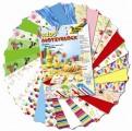 Blok s dětským motivem 24x34 cm 30 listů mix