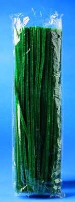 Chlupaté dráty 30 cm zelené 100 ks ostatní