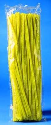 Chlupaté dráty 30 cm žluté 100 ks ostatní