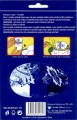 Folie na vajíčka - košilky modrobílý vzor 12 ks AMOS