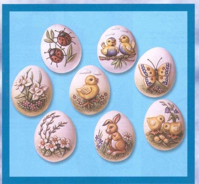 Forma Velikonoční vajíčka II ostatní