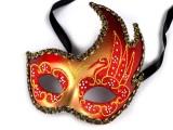 Karnevalová benátská maska BIANCA ostatní