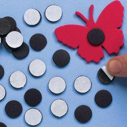 Samolepící magnety 150ks BAKER ROSS