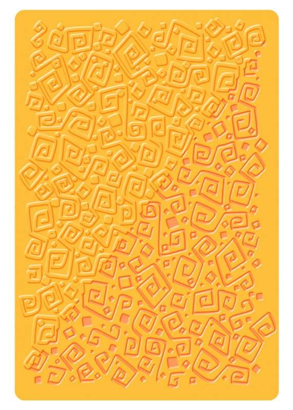 Textura - strukturovací podložka LABYRINT DTM
